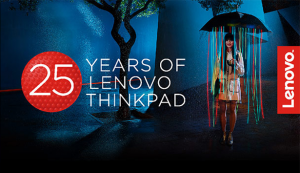 25 godina Lenovo ThinkPad 2017